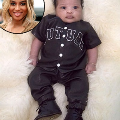 Ciara Shares First Full Picture of Baby Son Future Zahir Wilburn for Father's Day: See It Now!