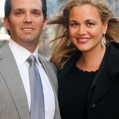 Donald Trump Jr. and Wife Vanessa Welcome Their Fifth Child, a Baby Girl!