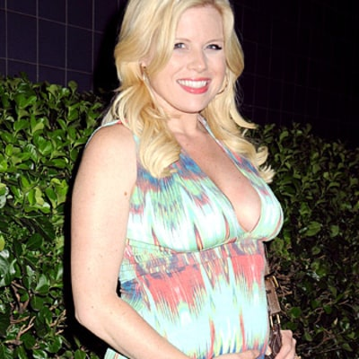 Megan Hilty on Pregnancy Cravings: I Miss Wine and Cookies