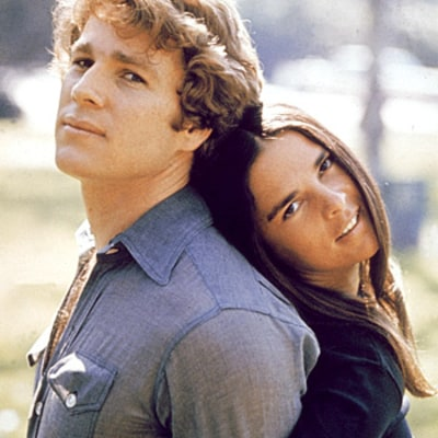 Ryan O'Neal, Ali MacGraw Reunite 44 Years After Love Story, Say Movie's Famous Line Is a