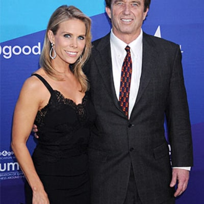 Cheryl Hines Marries Robert F. Kennedy Jr. at Massachusetts Kennedy Compound