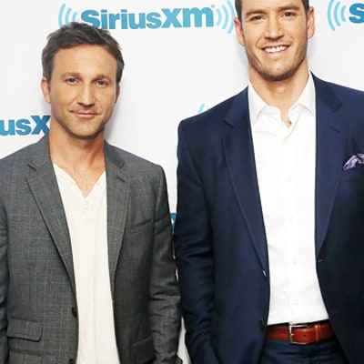 Mark-Paul Gosselaar, Breckin Meyer Slam