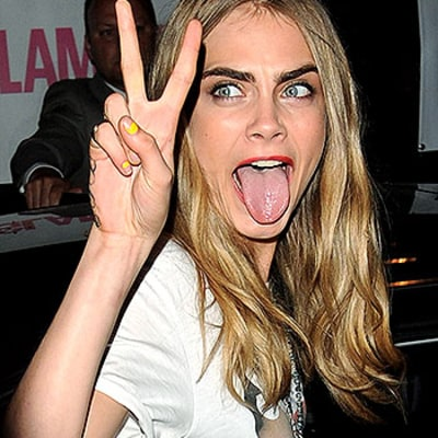 Cara Delevingne: Supermodel and Best Friend to the Stars