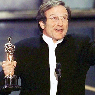 Robin Williams Passes Away: Watch His Touching 1998 Oscars Acceptance Speech For Good Will Hunting