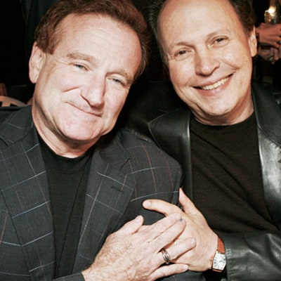 Robin Williams To Be Honored With Emmys Tribute Presented By Billy Crystal and Sara Bareilles
