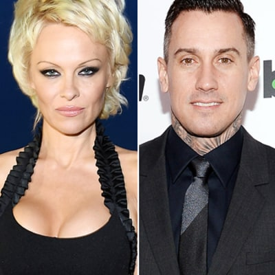 Pamela Anderson, Carey Hart Slam ALS Ice Bucket Challenge in Online Rants
