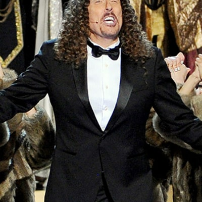 George R.R. Martin Ambushed During Weird Al's Emmys Number: Watch!