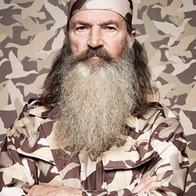 Duck Dynasty's Phil Robertson Breaks His Silence: