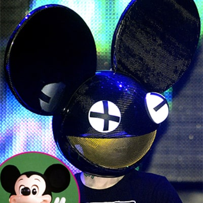Deadmau5, Disney in Legal Dispute Over Mickey Mouse Ear Trademark