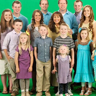 Duggar Family Photo Album: 19 Kids and Counting