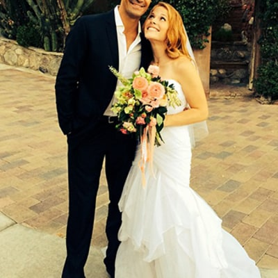 Switched at Birth's Katie Leclerc Marries Brian Stuart Habecost: See Her Wedding Dress!