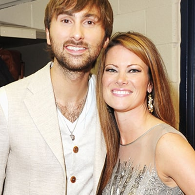 Lady Antebellum Guitarist Dave Haywood Welcomes Baby Son Cash Van With Wife Kelli