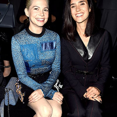 Selena Gomez, Michelle Williams, and More Sit Front Row at Louis Vuitton Spring 2015 — See Their Looks!