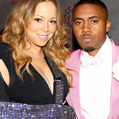 Mariah Carey Wants Rapper Nas to Set Her Up After Nick Cannon Split