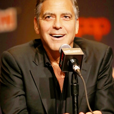 George Clooney Crashes Comic-Con, Jokes His Wife Amal Alamuddin's Never Heard Of It