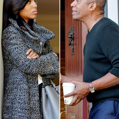 Scandal Season 4, Episode 3 Recap: Family Dinners, a Sex Tape and a Killer Bride: 5 OMG Moments