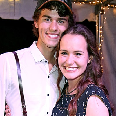 Duck Dynasty's John Luke Robertson Talks Proposal, Engagement to Mary Kate McEacharn: