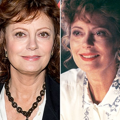 Susan Sarandon Talks Thelma & Louise, Geena Davis Friendship, Working With Brad Pitt