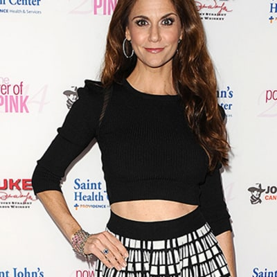 Samantha Harris Is Cancer-Free After Double Mastectomy: