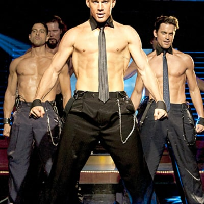 Channing Tatum Commanded the Dance Floor and Learned How to