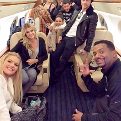 Dancing With the Stars Season 19 Finalists: Match the Celebrity to Their In-Flight Meal!