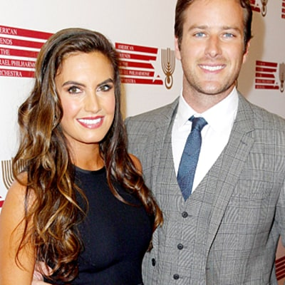 Armie Hammer, Wife Elizabeth Chambers Name Baby Daughter Harper