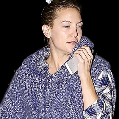 Kate Hudson Goes Without Ring, Makeup After Matt Bellamy Split: Picture