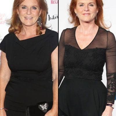 Duchess Sarah Ferguson Has Dropped 50 Pounds -- See Her Slimmed-Down Figure Here!