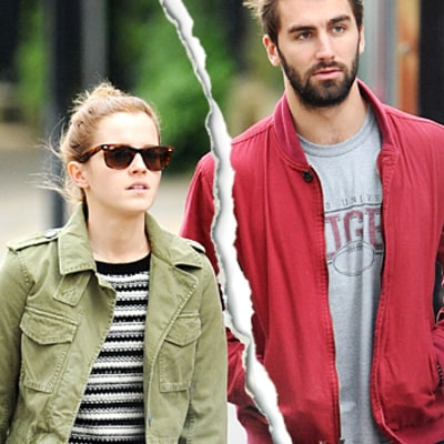 Emma Watson, Matthew Janney Split: Actress Breaks Up With Boyfriend After Nearly a Year of Dating