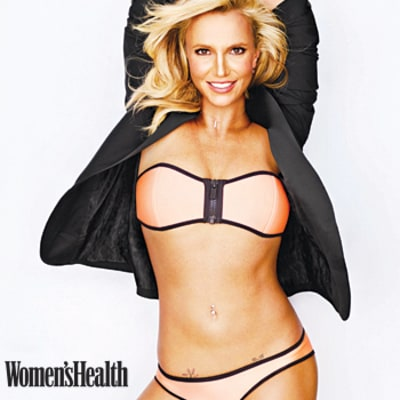 Britney Spears Looks Smoking Hot in Peach Bikini, Talks Effective Workouts, Diet Plan: See the Picture