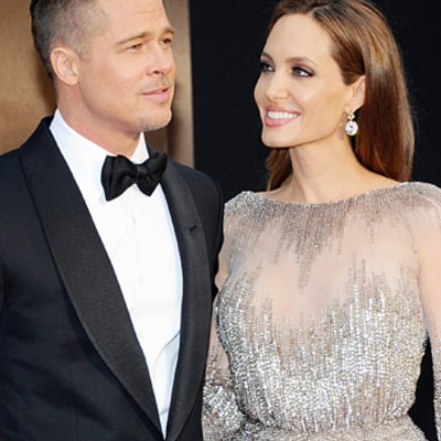Brad Pitt and Angelina Jolie: The Way They Were