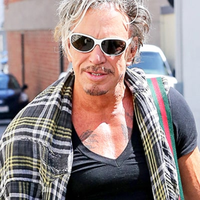 Mickey Rourke's Boxing Opponent: Bout Was Fixed