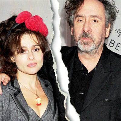 Helena Bonham Carter, Tim Burton Split, Break Up After 13 Years Together