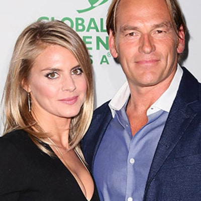 Eliza Coupe Marries Fiance Darin Olien in Christmas Eve Wedding
