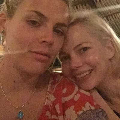 Busy Philipps, BFF Michelle Williams Vacation Together for NYE: Instagram Photos