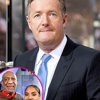 Piers Morgan Rips Phylicia Rashad for Defending Bill Cosby: