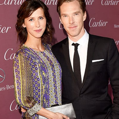Benedict Cumberbatch Expecting First Child With Sophie Hunter