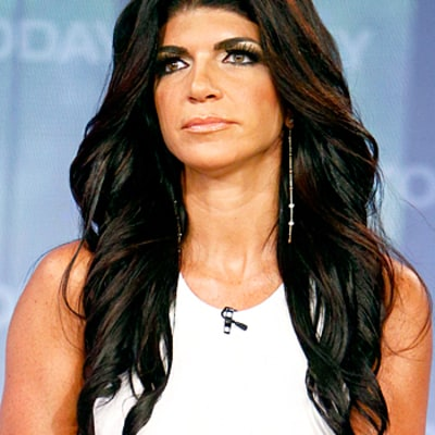 Real Housewife Teresa Giudice Heads to Prison