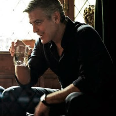 George Clooney-Inspired Cocktail to Drink During 2015 Golden Globes