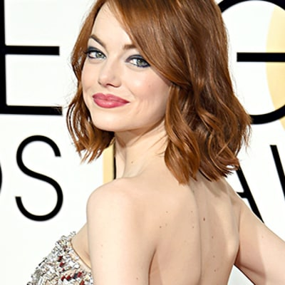 Golden Globes 2015 Beauty Breakdown: Red Carpet Hair, Makeup Looks
