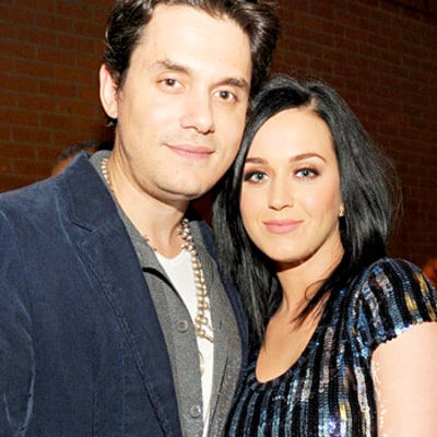 Katy Perry and John Mayer Kiss, Hold Hands During Another Night Out