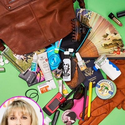 Stevie Nicks: What's In My Bag?