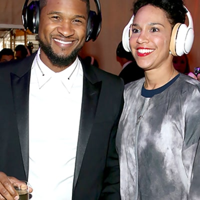 Usher Engaged to Manager and Longtime Love Grace Miguel: Report