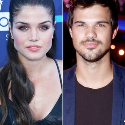 Taylor Lautner Single Again After Split From Tracers Costar Marie Avgeropoulos