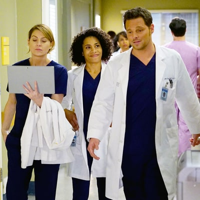 'Grey's Anatomy' Season 13 Premiere Recap: Meredith Bonds With Alex in Jail