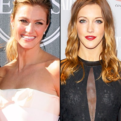Chrissy Teigen Rips Katie Cassidy After Arrow Actress Shades Erin Andrews