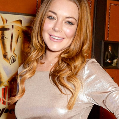 Lindsay Lohan Still Ailing From Rare Virus