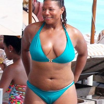 In Queen A Bikini Latifah