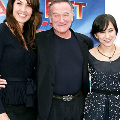 Robin Williams' Widow and Three Kids Feud Over Estate