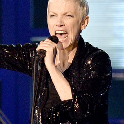 Annie Lennox Belts It Out Onstage With Hozier During Incredible Grammys 2015 Performance: Video, Photos